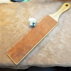 Правило для доводки ножей НА12