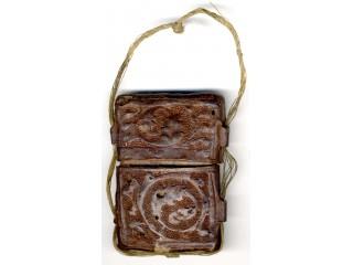 Чехол, под какой то полезный рыцарский ништяк. Англия 14 век