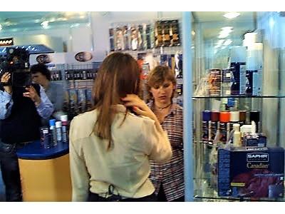 0.016 Анна Бышевская в программе Формула Качества на канале Москва 24