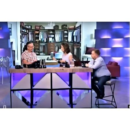 """0.009 Алексей Музылев в качестве эксперта на телепередаче """"Нет проблем"""" ТК """"Мир"""""""