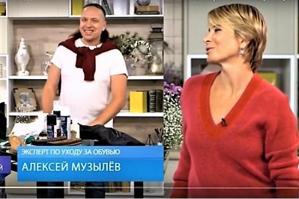 0.001 Алексей Музылёв на НТВ в программе Студия Юлии Высоцкой