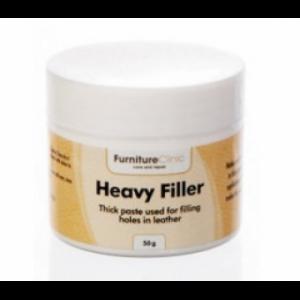 Жидкая кожа профессиональная (густой ремонтный состав) LeTech (Англия) (Heavy Filler) 50 мл