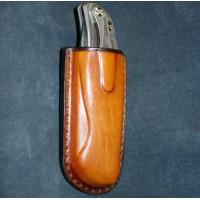 Образец ножен из кожи ручной работы под заказ 5