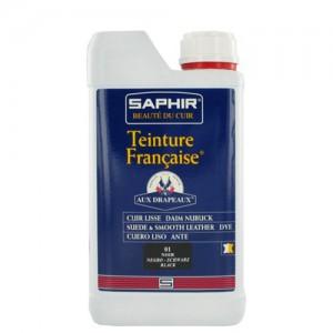 Краска для кожи проникающая, профессиональная Saphir Teinture francaice 500 мл арт 0814