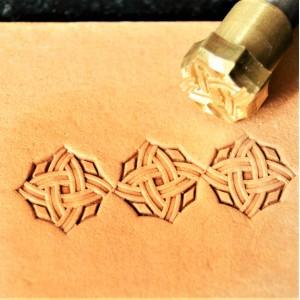 Штамп для тиснения по коже VOKASI арт А23