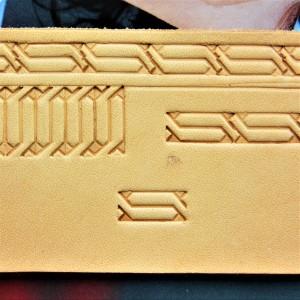 Штамп для тиснения по коже арт NSK10