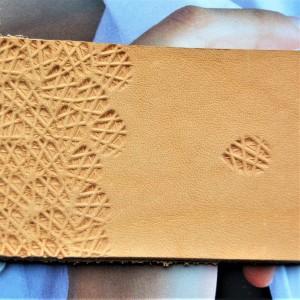 Штамп для тиснения по коже арт NSK424