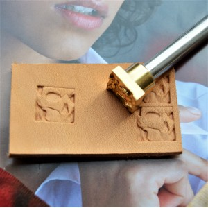 Штамп для тиснения по коже арт NSK51-3