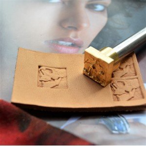Штамп для тиснения по коже арт NSK51-5