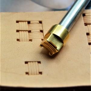 Штамп для тиснения по коже арт NSK36