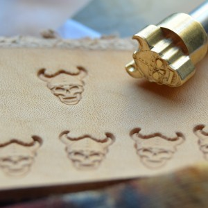 Штамп для тиснения по коже арт NSK132