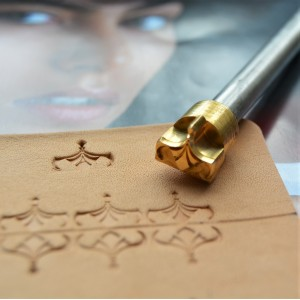 Штамп для тиснения по коже арт NSK31