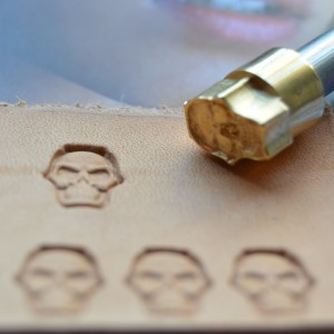 Штамп для тиснения по коже арт NSK375