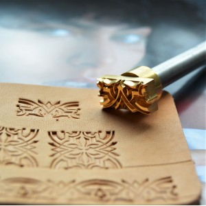Штамп для тиснения по коже арт NSK75