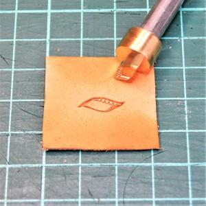 Штамп для тиснения по коже VOKASI арт NSK12l