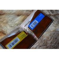 0.012 Обзоры новинок. Модные штучки Оригинальный кошелек из 100% натуральной кожи