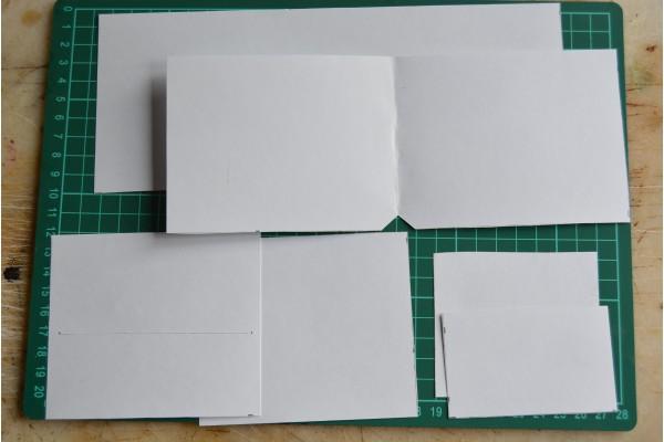 0.044 5 выкроек простых кошельков для резчика по коже