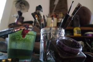 """0.073 А. Музылёв """"Краски, антики и другая химия для кожи растительного дубления  Проникающие спиртовые краски"""""""