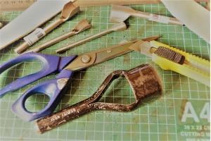 0.080 Обзор режущего инструмента для кожи