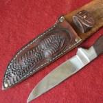 Фентези стиль классик образец ножен ручной работы на заказ MSA9