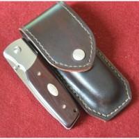 Кожаные ножны на заказ для складного ножа универсальный подвес