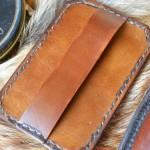 Салфетка профессиональная полировочная малая кожа, мех
