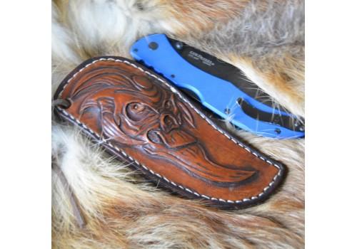 Чехол - ножны подарочный для Cold Steel Broken Skull MSA13