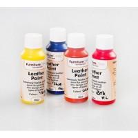 Краска для рисования на коже профессиональная LeTech (Англия) Leather Paint 50мл.