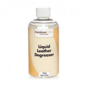 Средство для удаления жира с кожи (Liquid Leather Degreaser) 250мл