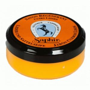 Крем-мыло для гладких кож Saphir Savon regenerant 100мл. арт.0504