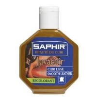 Краска для гладкой кожи профессиональная густая Saphir Juvacuir арт.0803
