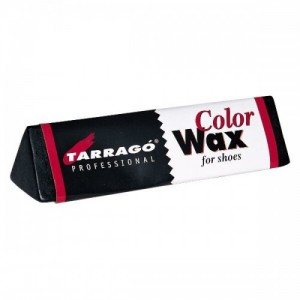 Воск-карандаш, для обработки рантов, каблуков и подошв - Tarrago COLOR WAX плитка 140гр. арт.TPV69