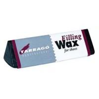 Заполняющий воск для обработки рантов, каблуков и подошв - Tarrago FILLING WAX плитка 120гр. арт.TPV68