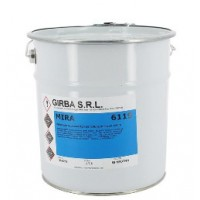 Самополирующийся крем для кожаного верха, GIRBA - MIRA, ж/б, 1000мл. - арт.6119