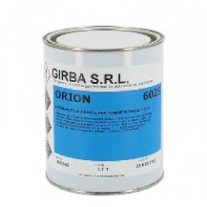 Крем-самоблеск для отделки гладкой кожи, GIRBA - ORION, ж/б, 1000мл. - арт.6025