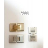 Ручкодержатель для сумки арт. 2008 плоск.-золото