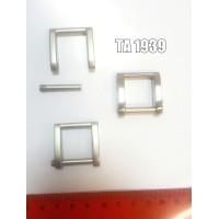 Ручкодержатель для сумки арт. ТА 1939  20мм никель