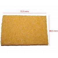 Ластик для удаления остатков клея 70x50x10 мм. - арт.12472
