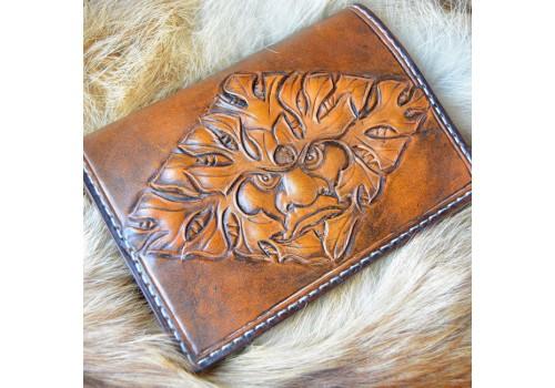 Фентези стиль поясная сумка ручной работы Готический бриллиант