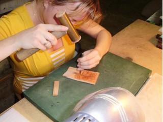 Открыта запись на курс Базовые принципы организации детского кожевенного кружка